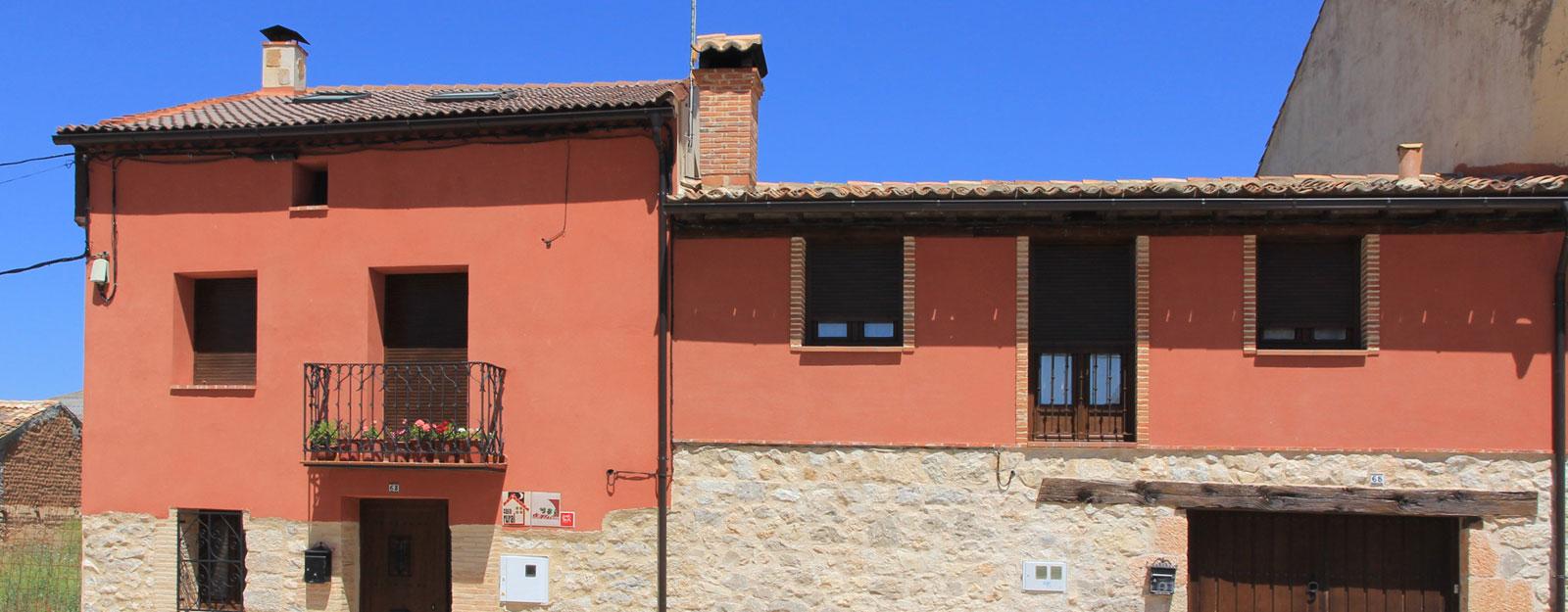 Casa rural valle del duero en langa de duero soria - Casas montornes del valles ...